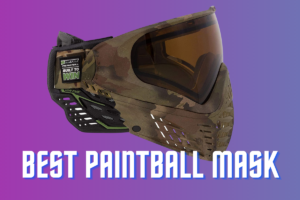 Best Paintball Mask – Top Dual Pane Goggles for Beginners and Pro